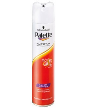 Palette λακ μαλλιών strong 300ml (ελ/κη)