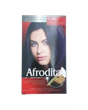 Βαφή μαλλιών μόνιμη Afrodita No9.20 βιολετί