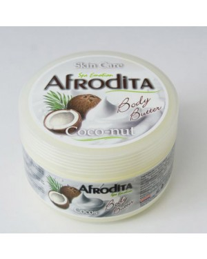 Afrodita Spa Body Butter Καρύδα 350ml