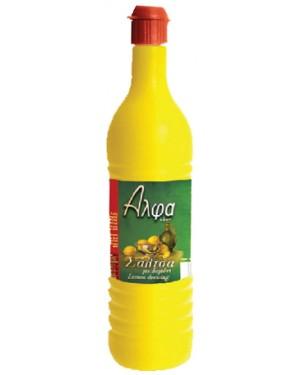 Lemon dressing Alpha leone 390ml