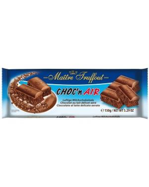 Σοκολάτα γάλακτος Maitre truffout Choc'n Air