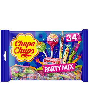 Γλειφιτζούρια και ζαχαρωτά Chupa Chups mix 400gr 34τεμ