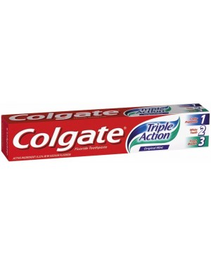 Οδοντόκρεμα Colgate triple action 100ml