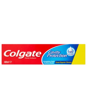 ΟΔΟΝΤΟΚΡΕΜΑ COLGATE CAVITY PROTECTION 100ml