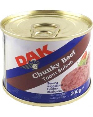 Βοδινό Dak Chunky 200gr