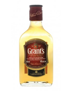 Whisky GRANT'S 200ml