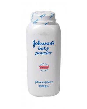 Πούδρα για μωρά Johnson's στα 200ml