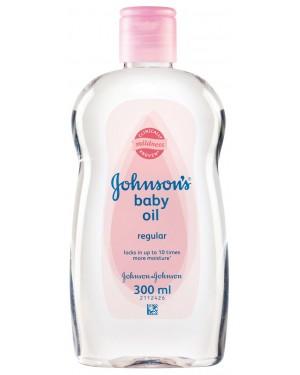 JOHNSONS BABY OIL 300ml