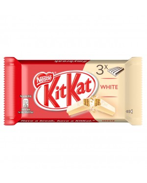 KIT KAT λευκή σοκολάτα 3 * 41,5gr