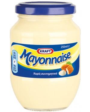 Μαγιονέζα Kraft 187ml