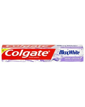 Οδοντόκρεμα Colgate max white shine crystals 75ml