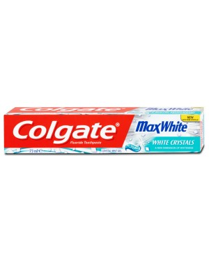 Οδοντόκρεμα Colgate max white crystals 75ml