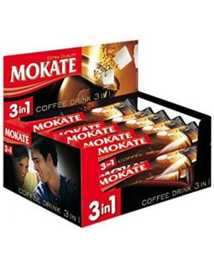 Καφές στιγμιαίος Mokate classic 3σε1 (καφές/ζάχαρη/γάλα) 15 * 17gr