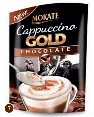 Cappuccino Mokate Gold σοκολάτα 100gr