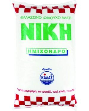 Αλάτι ΝΙΚΗ σακούλα 500gr