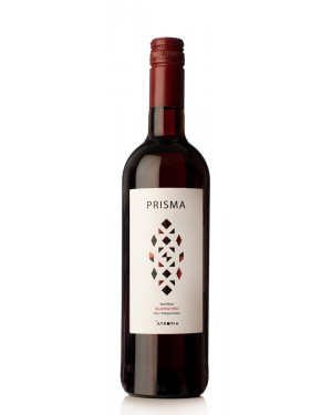 Οίνος ερυθρός Π.Γ.Ε. Αγιωργίτικος Prisma 750ml