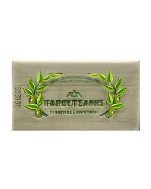 Αγνό πράσινο σαπούνι Παπουτσάνης 125gr