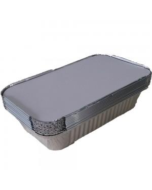 Σκεύος αλουμινίου R61 διαστάσεων 24cm x 14cm x 10tem