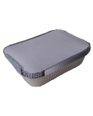 Σκεύος αλουμινίου R66 διαστάσεων 24cm x 18cm x 10tem