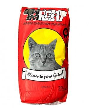 Ξηρά τροφή για Γάτες τρίχρωμη