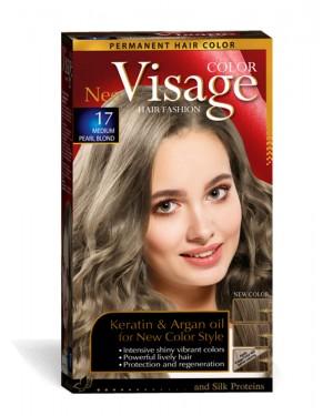 Βαφή μαλλιών visage No 17
