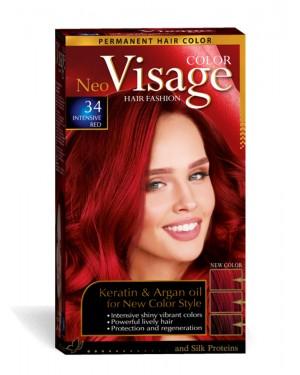 Βαφή μαλλιών visage No 34