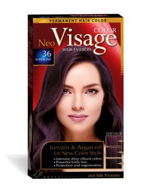 Βαφή μαλλιών visage No 36