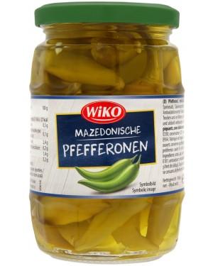 Πιπεριές Μακεδονίας καυτερό Wiko σε βάζο 310gr