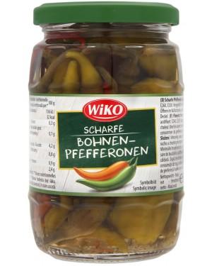 Πιπεριές πολύ καυτερές Wiko σε βάζο των 320gr
