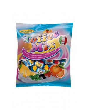 Καραμέλες Woogie Toffee mix 250gr