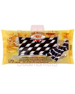 Fine biscuits πουράκια zebra 160gr