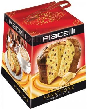 Κέικ Piacelli Panettone 900gr