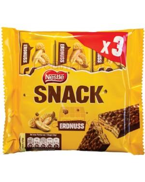 Γκοφρέτα Nestle Snack με φιστίκια 3Χ36gr