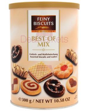 Μπισκότα Feiny Biscuits και βάφλες σε βάζο 300gr