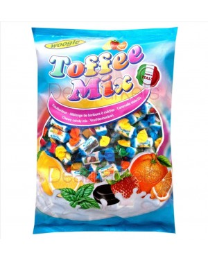 Woogie toffee mix καραμέλες σε σακούλα 1κg