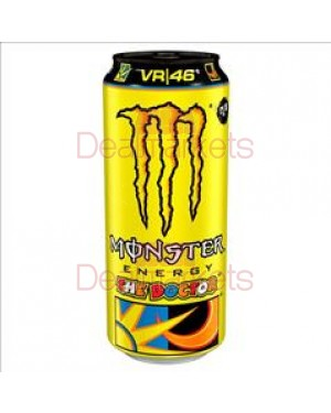 Monster energy doctor 500ml  κουτί