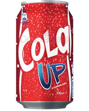 Cola Up Nectar 330ml Κουτί