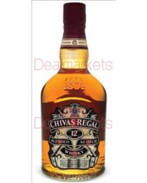 Chivas regal 12 years whisky 700ml