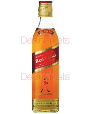 Johnnie Walker Red Label Whisky 200ml