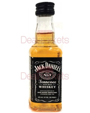 Jack Daniel's Mini Pet 50ml