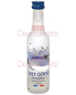 Vodka Grey Goose Mini 50ml