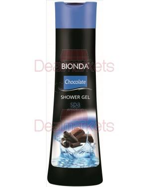 Bionda spa αφρόλουτρο σοκολάτα 400ml