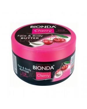 Κρέμα προσώπου και σώματος με άρωμα κεράσι Bionda στα 350ml