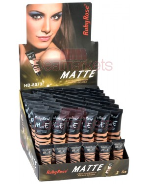 Ruby rose foundation matte - 8073d