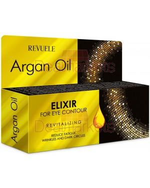 Revuele Eye Contour Elixir με αργκαν 25ml