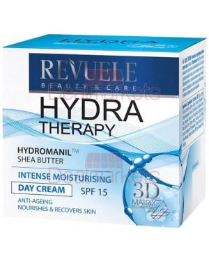Revuele Hydra Spf15 κρέμα ημέρας εντατικής και ενυδατικής θεραπείας 50ml