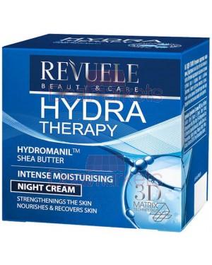 Revuele Hydra Κρέμα νυκτός εντατικής και ενυδατικής θεραπείας 50ml
