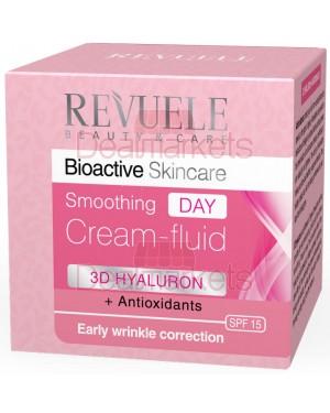Revuele bioactive spf15 αντιοξειδωτική κρέμα ημέρας 3d hyalouron 50ml