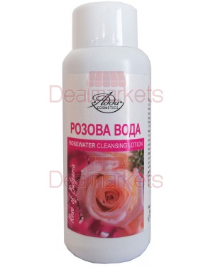 Rose of Bulgaria λοσιόν καθαρισμού με ροδόνερο 110ml