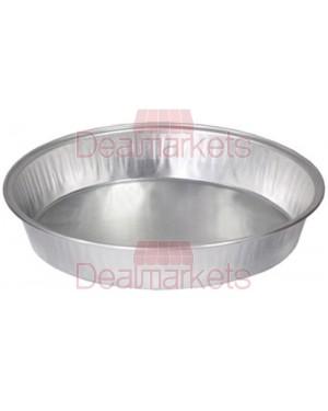 Ταψάκι αλουμινίου ζαχαροπλαστικής 22cm (σετ 12τεμάχια)